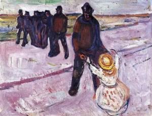 图:Edvard Munch