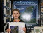 少年在家上网就找到惊人古迹 专家称太神奇