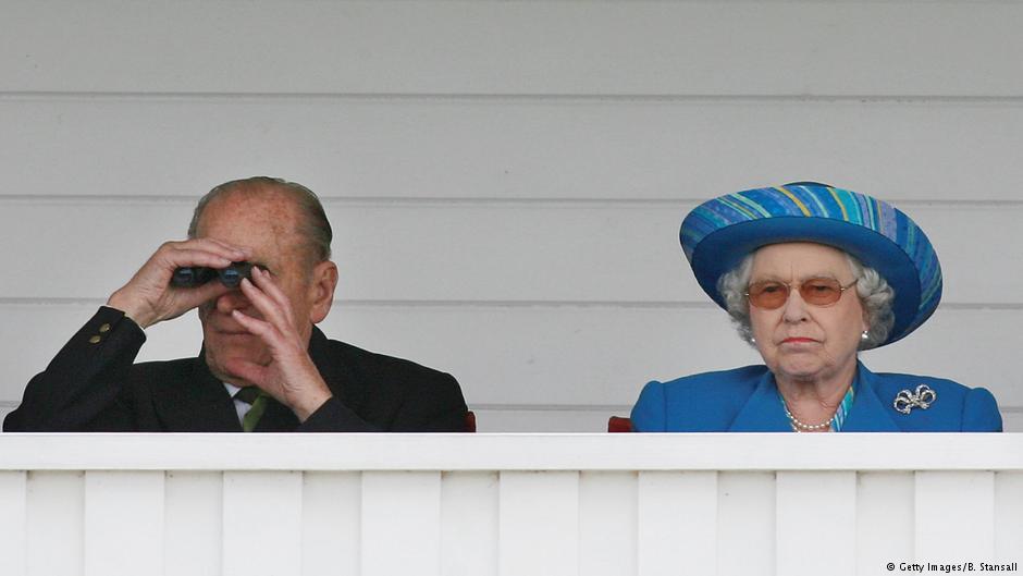 """""""逗比""""菲利普亲王宣布退休 毒舌语录无人能及"""