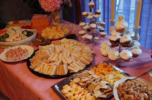 food ideas for 21st
