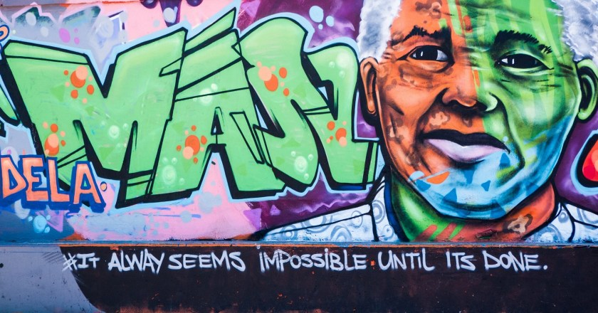 Reflections On Nelson Mandela: The Sum Total Of Being Human