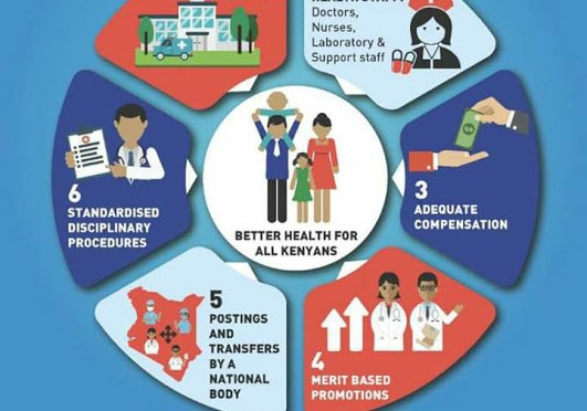 Public Health System: Designing Kenya's Health System-Lessons From South Africa
