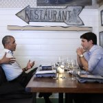 Obama and Trudeau: Bromance & Geopolitics make the dinner photo Picture of the Century Candidate
