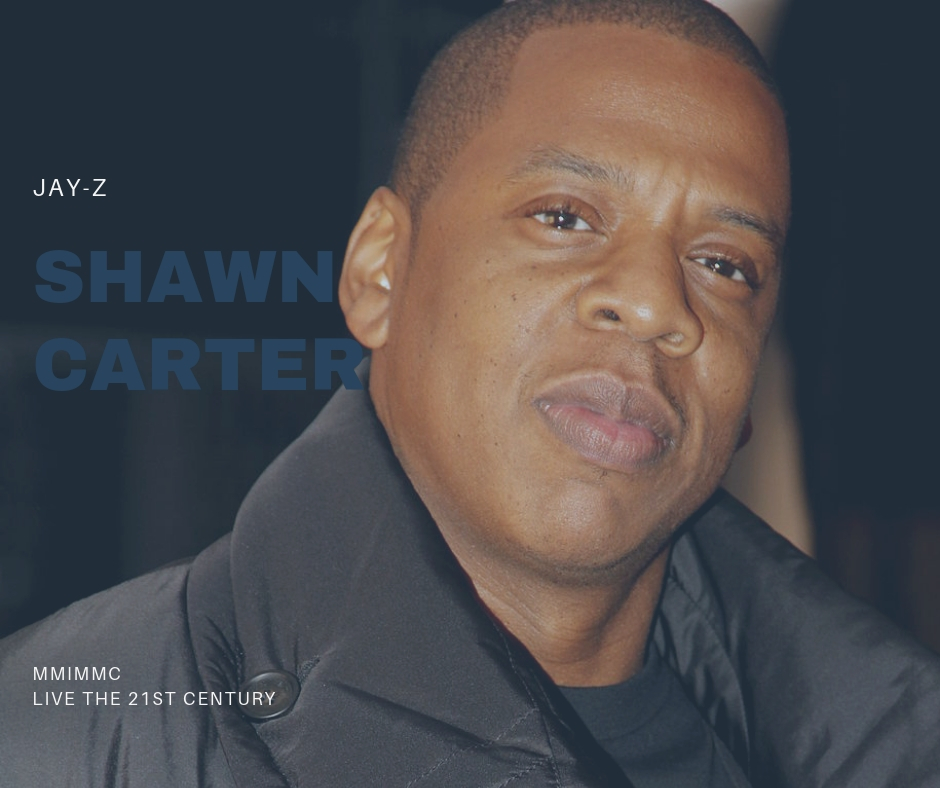 image of Jay-Z real name Shawn Carter