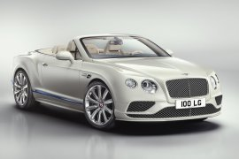 Bentley Continental GT Convertible Galene Edition