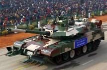 Indian Arjun MK II Main Battle Tank