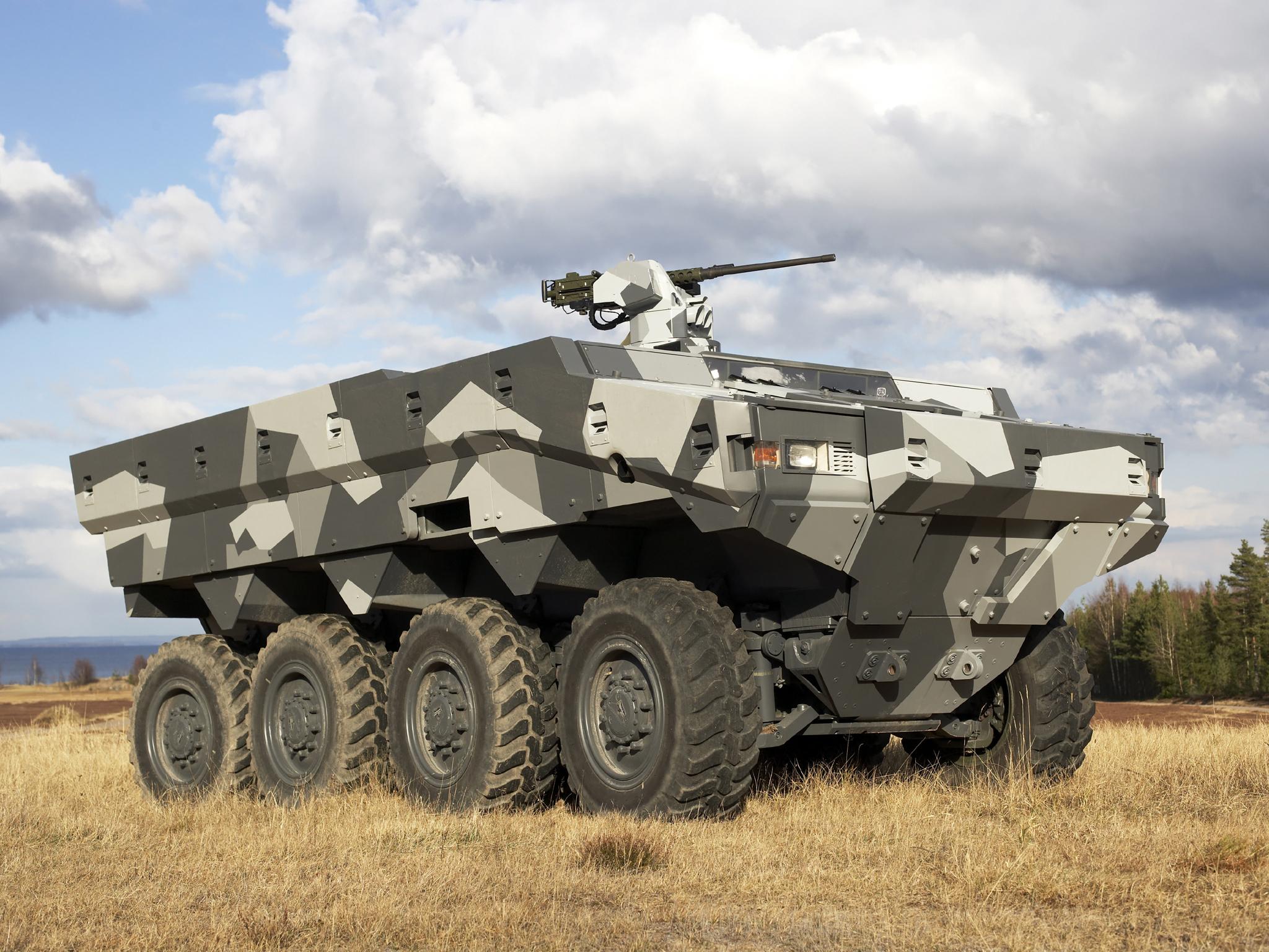 The Eight By Eight Apcs Transforming Modern War  21st