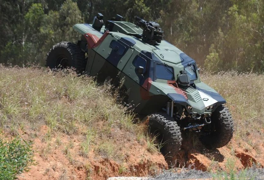 Armored Cars Imi Combatguard 21st Century Asian Arms Race