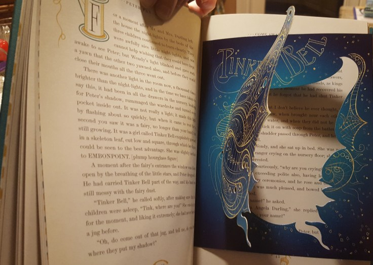 Peter Pan – Confessions of a 21st Century Book Nerd