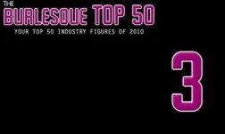 The Burlesque TOP 50 2010: No. 3