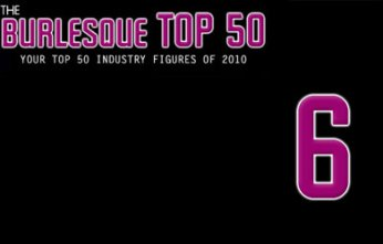 The Burlesque TOP 50 2010@ No. 6