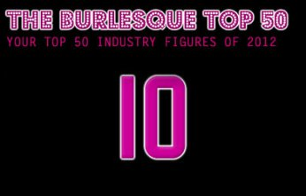 The Burlesque TOP 50 2012: No. 10