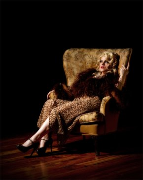 Dr. Lucky  ©Chris K Photographer  (A Phenomenological Analysis of the State of Burlesque, by Dr. Lucky.)