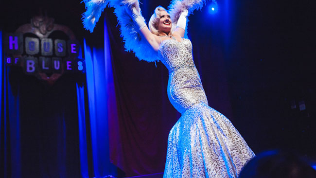Midnite Martini's Dallas Burlesque Festival Diary