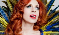 The Would-Be Queens: 20 Questions with Ophelia Flame (BHoF 2014)