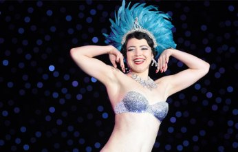 Burlesque Hall of Fame Tournament of Tease: Best Debut (BHoF 2014)