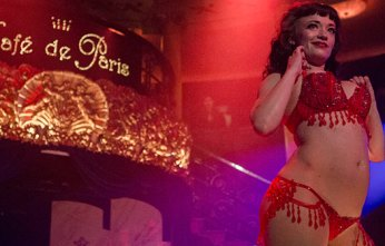 Review: Cabaret des Distractions (Cafe de Paris)