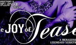 Michelle L'amour and Bella Blue spread The Joy of Tease in New Orleans