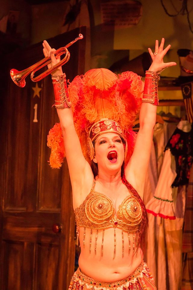 Review: Gypsy ©Johan Persson