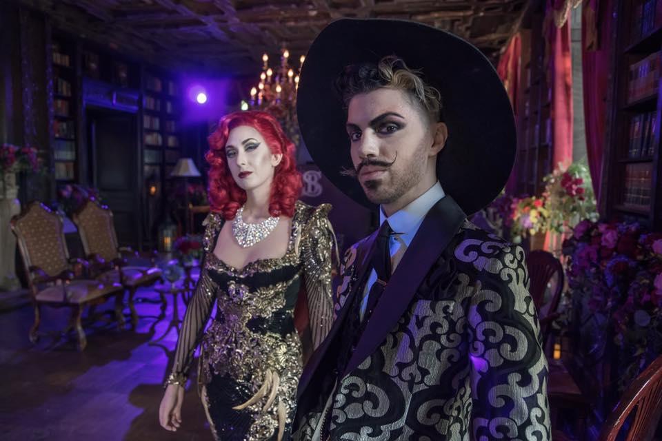 Meet the New Burlesque Queen of New Orleans ⋆ 21st Century