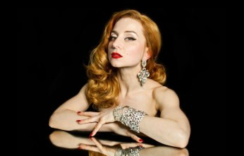 Queen Inga - 21st Century Burlesque Magazine