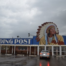 Traditional stop on old Route 66.