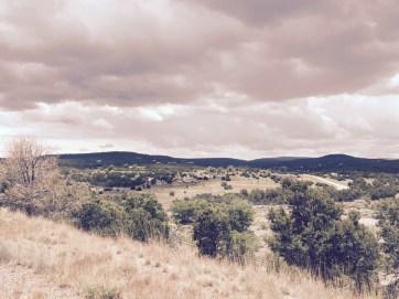 Beautiful panoramic vistas everywhere.