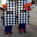 THE TWIN TOWERS FOR PURIM