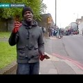 Footage of Killer 'Machete Terrorist' Attack in Woolwich, East London