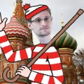 Edward Snowden in secret hide away in Russia