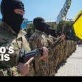 Fear and Loathing in Washington, Death and Destruction in Ukraine