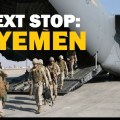 US EMPIRE: Yemen and The Militarization of Strategic Waterways