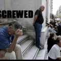 IT'S OFFICIAL: Greece Joins Africa in IMF Ghetto of 'Third World' Nations
