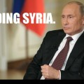 Russia's Putin Taking on More Than ISIS in Syria