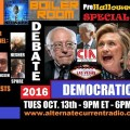 ACR BOILER ROOM's Democratic Debate Extravaganza & Panel Analysis