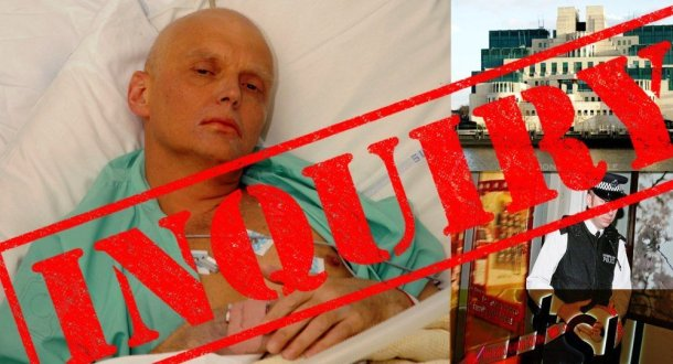 Litvinenko-scandal