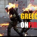 Austerity Bites: Greece Erupts in Street Riots Again