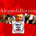 """SYRIA: #AleppoIsBurning Campaign Created by US and NATO to Facilitate a """"No Bomb Zone"""""""