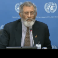Syria: US Peace Council Addresses United Nations in NYC
