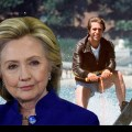 Hillary Clinton Jumps the Shark with 'Trump's Secret Russian Server' Conspiracy Theory