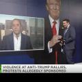 Henningsen: 'US Anti-Trump Protests Similar to Soros Color Revolutions Abroad'
