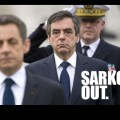 Sarkozy crashes out of France's right wing primary, giving way to insuregent François Fillon