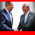 "New US Sec State Tillerson Describes First Meeting with Russia's Lavrov as ""Productive"""