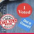 FAKE NEWS WEEK: Electronic Voting – The Big Lie That Just Won't Die