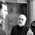 SYRIA: President Bashar Al Assad Talks to Belgian Media