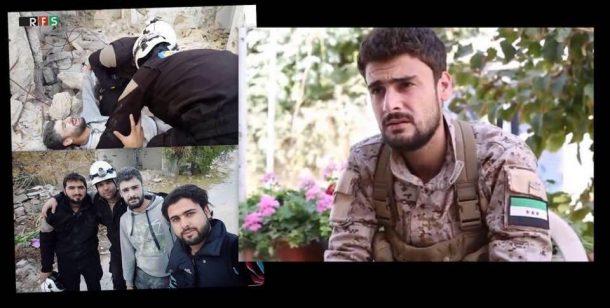 11 White Helmets Terrorists