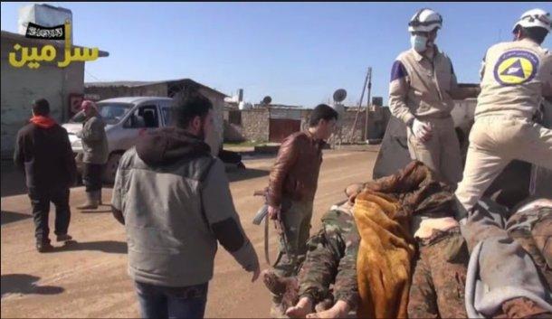 14 White Helmets Terrorists
