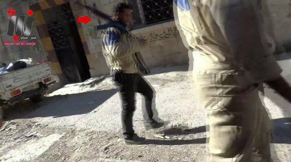16 White Helmets Terrorists
