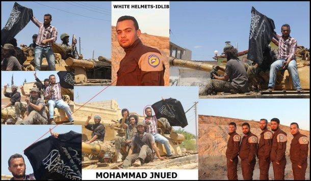 2 White Helmets Terrorists