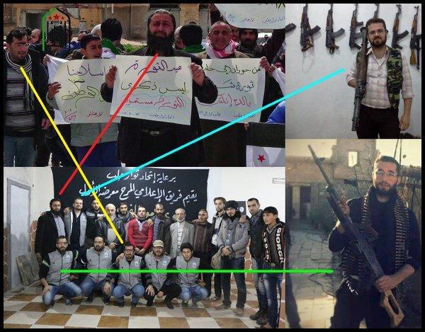 63 White Helmets Terrorists